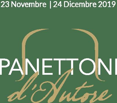 Panettoni d'Autore 2019 - Logo